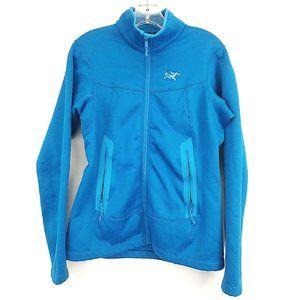 Arc'teryx Blue Two-Toned SoftShell Jacket SZ M